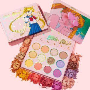 Colourpop Sailor Moon Palette!